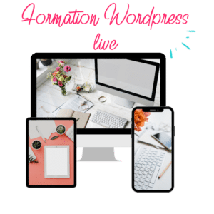 atelier de formation wordpress